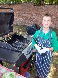 New BBQ – thank you